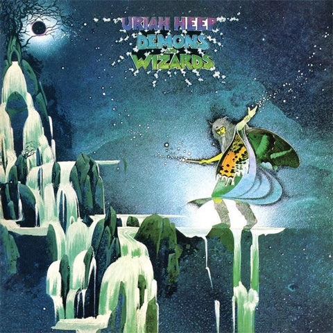 Uriah Heep | Demons And Wizards | Album-ArtRockStore