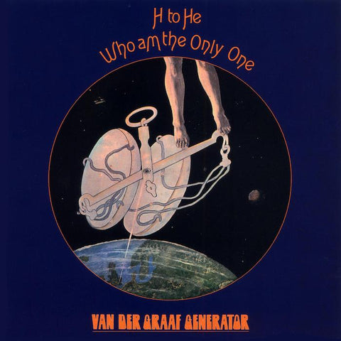 Van Der Graaf Generator | H to He, Who Am The Only One | Album-ArtRockStore