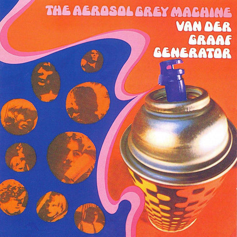 Van Der Graaf Generator | The Aerosol Grey Machine | Album-ArtRockStore