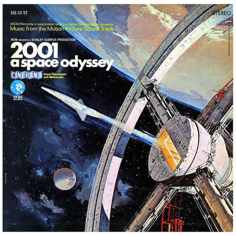 Various Artists | 2001 a Space Odyssey (Soundtrack) | Album-ArtRockStore