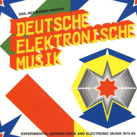 Various Artists | Deutsche Elektronische Musik (Comp.) | Album-ArtRockStore