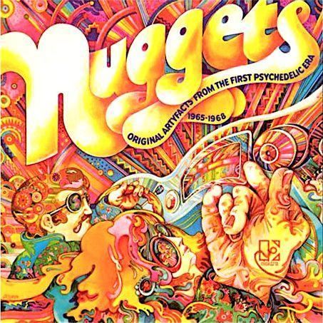Various Artists | Nuggets Original Artyfacts | Album-ArtRockStore