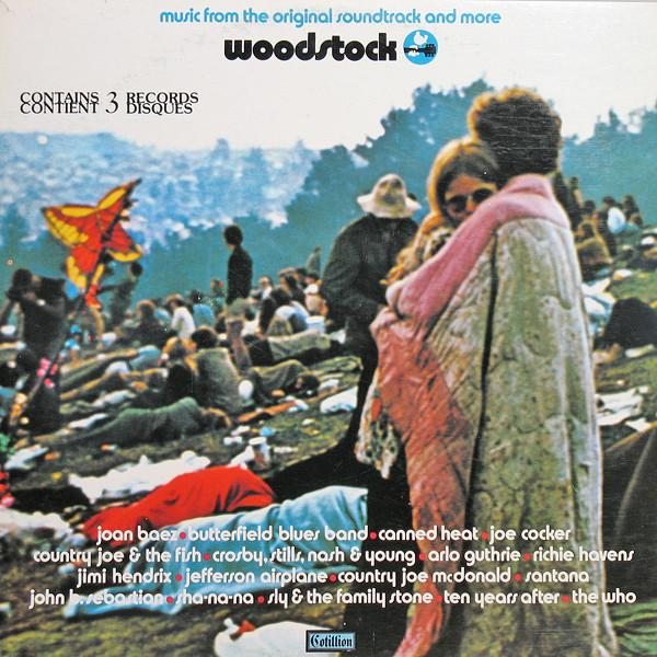 Various Artists | Woodstock Festival (Soundtrack) | Album-ArtRockStore