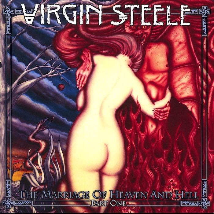 Virgin Steele | The Marriage of Heaven and Hell: Part One | Album-ArtRockStore