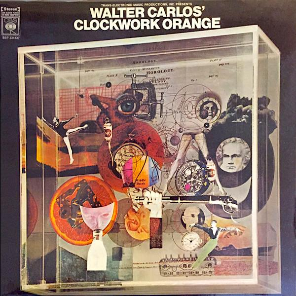 Wendy Carlos | Clockwork Orange | Album-ArtRockStore