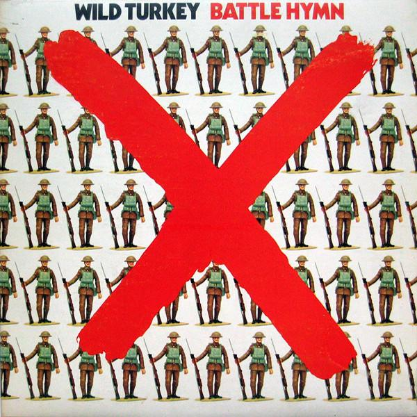 Wild Turkey | Battle Hymn | Album-ArtRockStore
