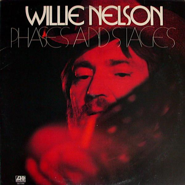 Willie Nelson | Phases and Stages | Album-ArtRockStore