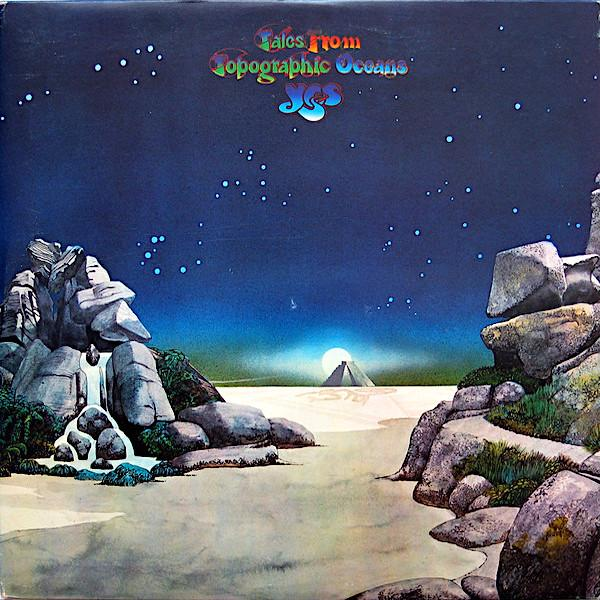 Yes | Tales From Topographic Oceans | Album-ArtRockStore