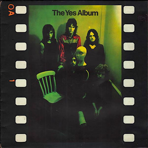 Yes | The Yes Album | Album-ArtRockStore