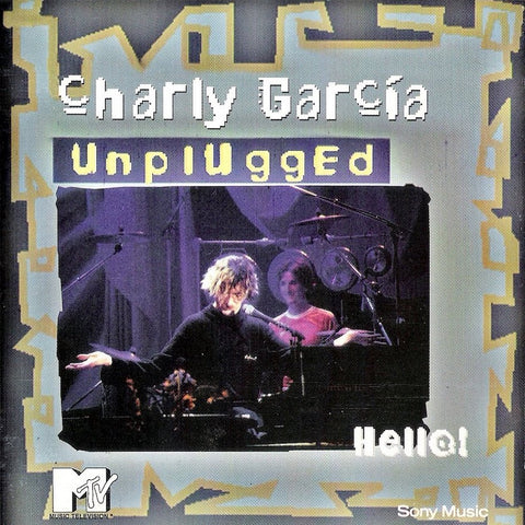 Charly Garcia | Hello! MTV Unplugged (Live) | Album