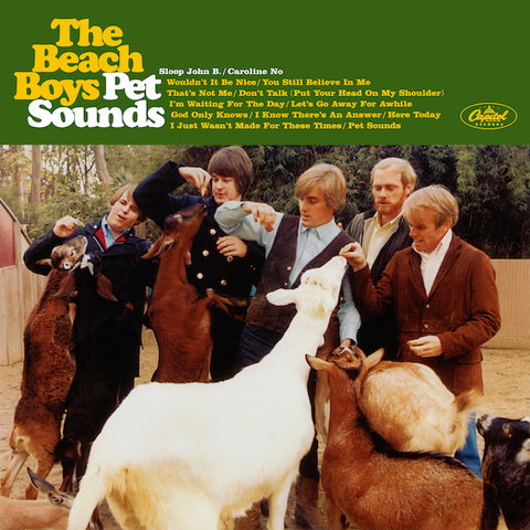 The Beach Boys | Pet Sounds | Album