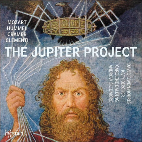 The Jupiter Project | Mozart - In the 19th Century Drawing Room | Album