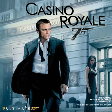 David Arnold | Casino Royale 2006 (Soundtrack) | Album