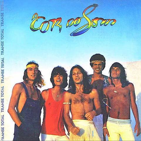 A Cor do Som | Transe Total | Album