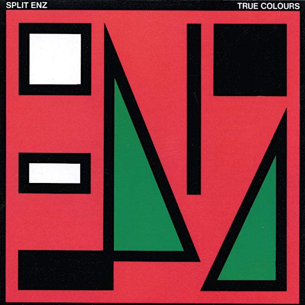 Split Enz | True Colours | Album