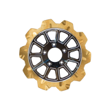 Crown Cut 11-Spoke Rotor