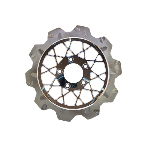 Crown Cut Gemini Rotor