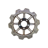 Crown Cut Phoenix Rotor