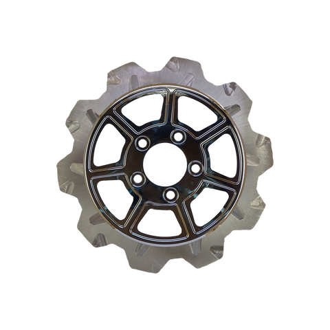Crown Cut 7-Spoke Rotor