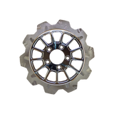 Crown Cut 13-Spoke Rotor