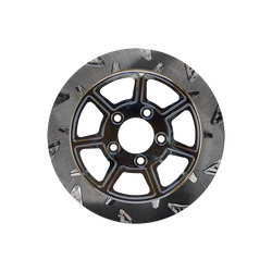 Smooth 7-Spoke Rotor
