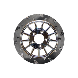 Smooth 13-Spoke Rotor