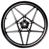 Hard Starr Wheel - Front