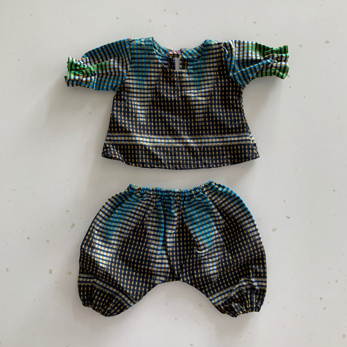 Doll Set - Shirt + Pants