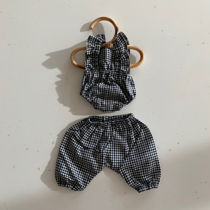 Doll Set - Bodysuit & Pants