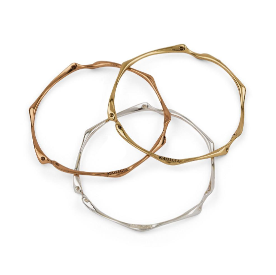 Root Bangles by Nagicia