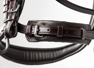 SCHOCKEMÖHLE SPORTS ANATOMIC DOUBLE BRIDLE - EQUITUS GAMMA