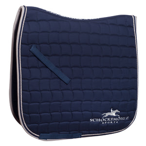 SCHOCKEMÖHLE SPORTS DRESSAGE SADDLE PAD DYNAMITE