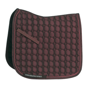 SCHOCKEMÖHLE SPORTS DRESSAGE PAD - GLOSSY POWER PAD AW 20