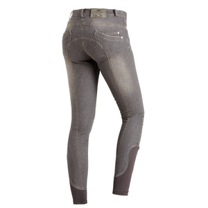SCHOCKEMÖHLE SPORTS  BREECHES - DELPHI JEANS GRAPHITE