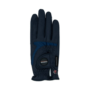HAUKE SCHMIDT RIDING GLOVES - A TOUCH OF SUMMER