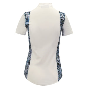LAGUSO COMPETITION BLOUSE ROMY SNAKE