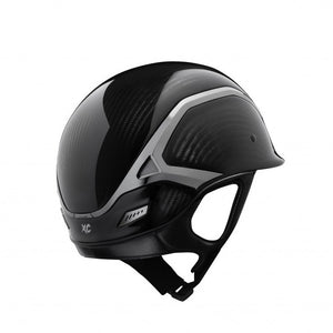 Samshield Helmet XC Black Rear View
