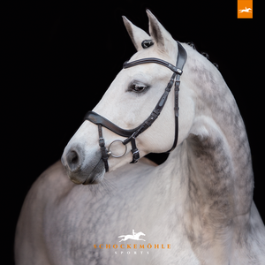SCHOCKEMÖHLE SPORTS ANATOMIC BRIDLE - EQUITUS ALPHA