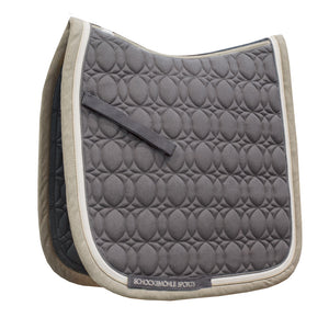 SCHOCKEMÖHLE SPORTS DRESSAGE SADDLE PAD - AIR COOL