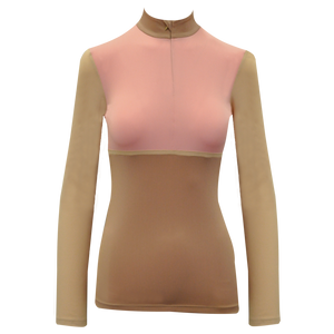 LAGUSO TRAINING SHIRT TESSA GOLD