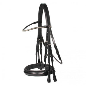 SCHOCKEMÖHLE SPORTS DOUBLE BRIDLE - NORFOLK