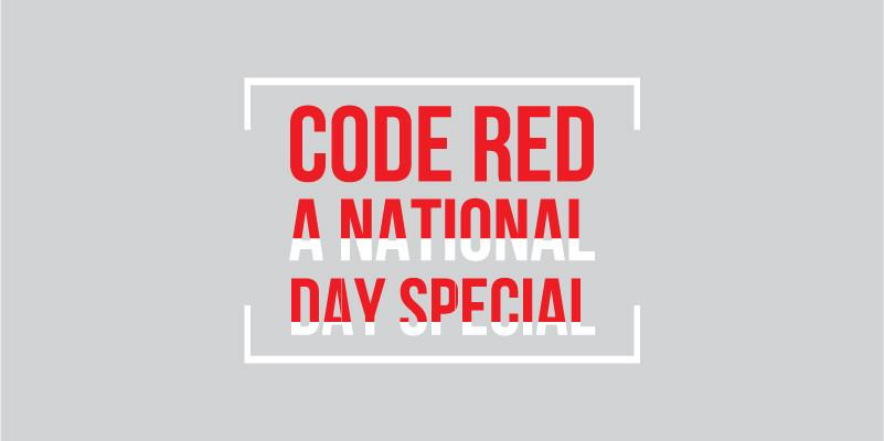 Code Red: National Day Special