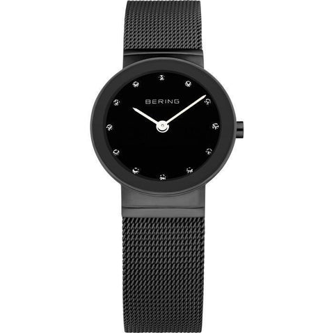 Bering Classic 10126-077 Black 26 mm Women's Watch - COCOMI