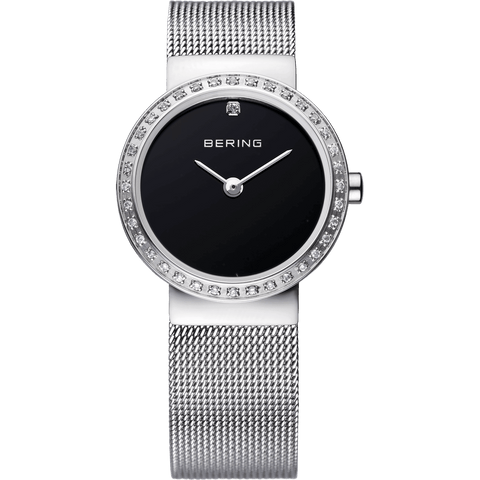 Bering Classic 10725-012 Black 25 mm Women's Watch - COCOMI