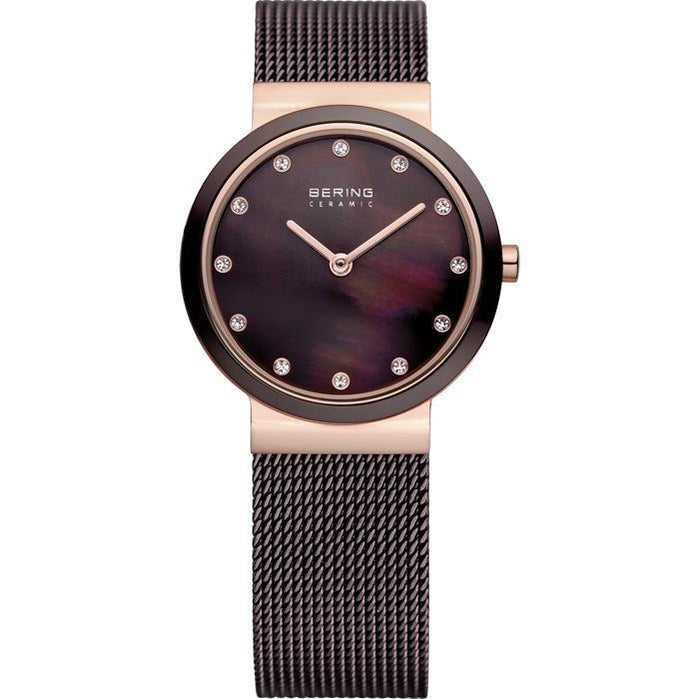 Classic 10725-262 Mother Of Pearl 25 mm Women's Watch-Bering-COCOMI