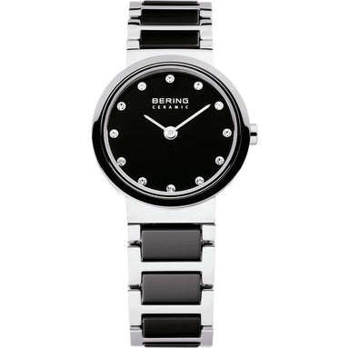 Ceramic 10725-742 Black 25 mm Women's Watch-Bering-COCOMI