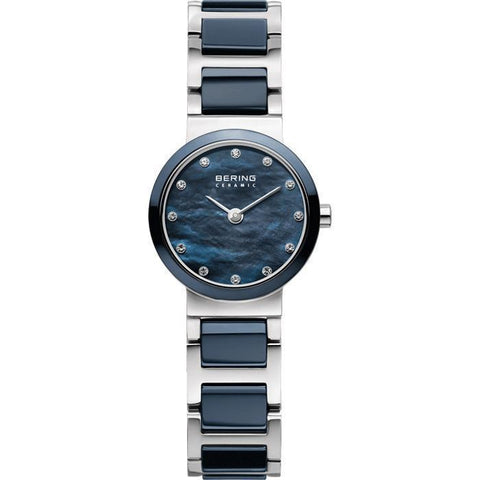 Bering Ceramic 10725-787 Mother Of Pearl 25 mm Women's Watch - COCOMI