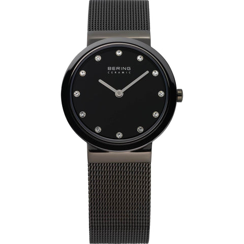 Bering Ceramic 10729-222 Black 29 mm Women's Watch - COCOMI