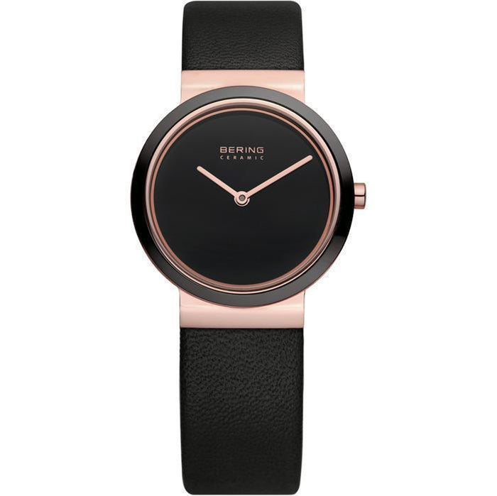 Ceramic 10729-446 Black 29 mm Women's Watch-Bering-COCOMI