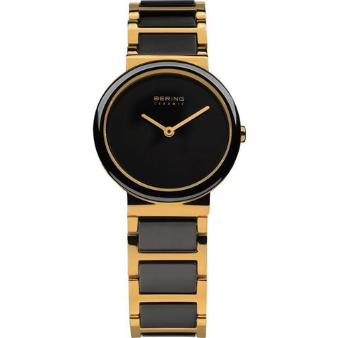 Ceramic 10729-741 Black 29 mm Women's Watch-COCOMI